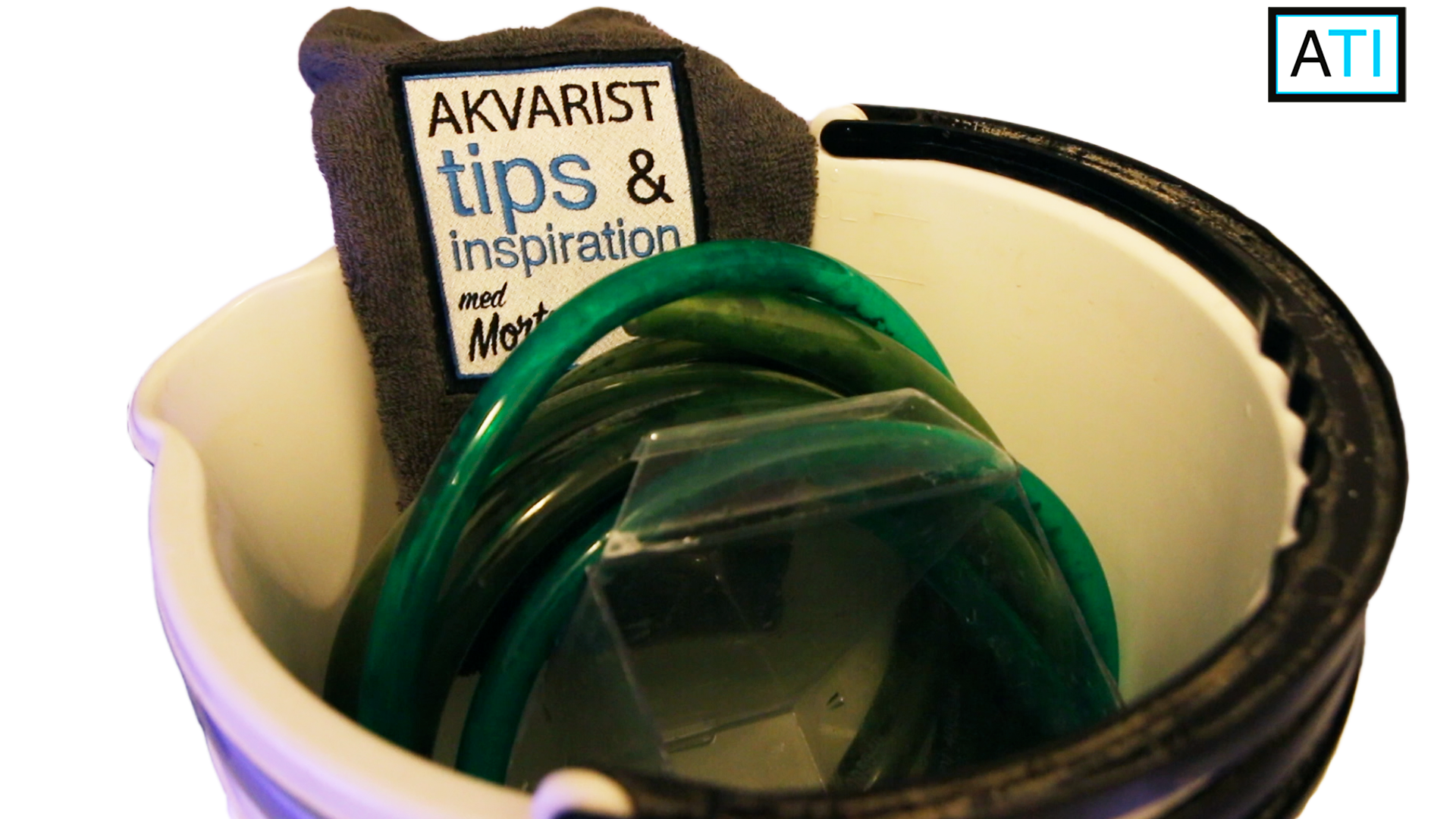 Udstyr til mindre vandskift - Akvarist Tips Inspiration